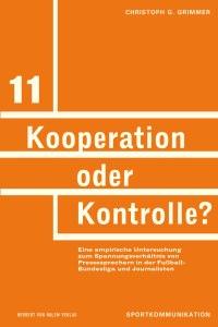 Kooperation oder Kontrolle