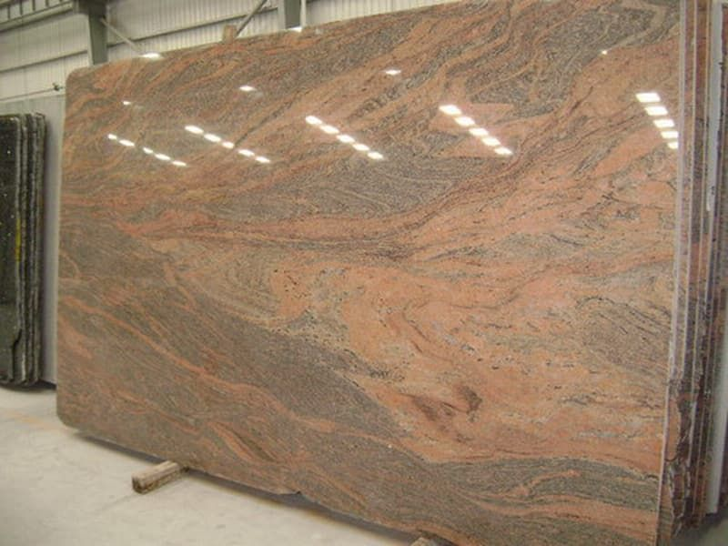 best granite colors for living room india how to decorate narrow gold slabs price rk marbles indian juparana
