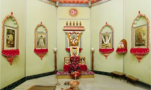 Main shrine room
