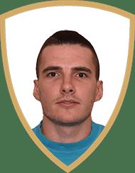 Ivan Maksimović Golman RK Metaloplastika