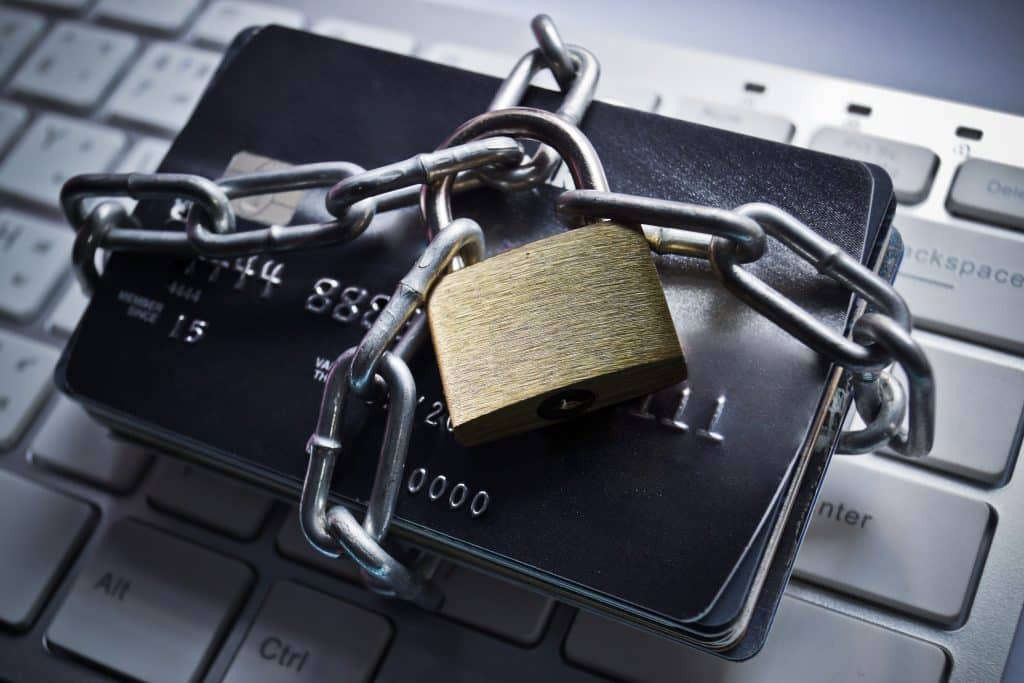 preventing-identity-theft-chain-locked