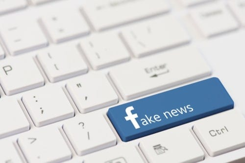 Facebook Executive Denies Allegations of Company Paying To Create Fake News
