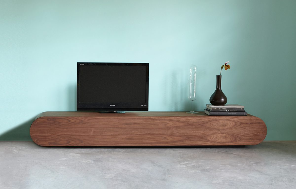 meuble tv noyer de rknl design de