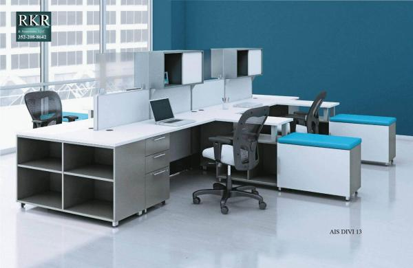 Office Cubicles Call Center