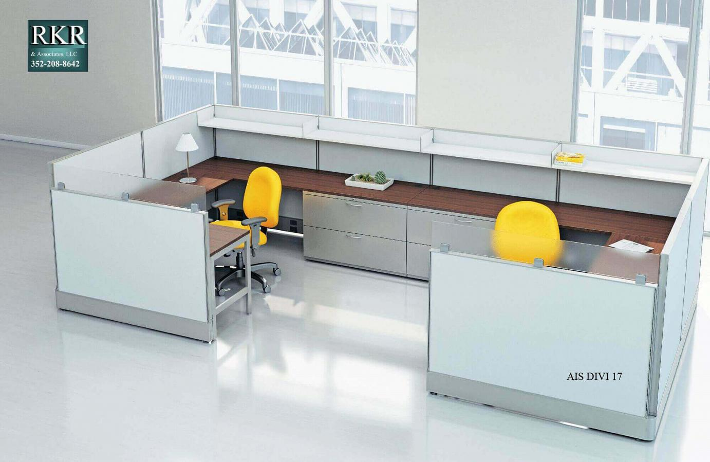 RKR Office Cubicles Workstations