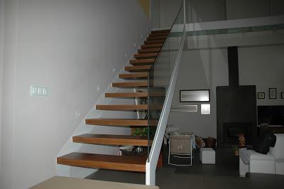Escaleras metlicas Carpintera Metlica Ordes