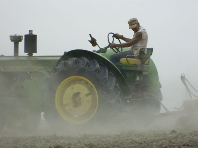 Farming in Western Nebraska