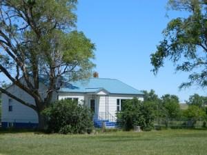 RLazyJ ranch house