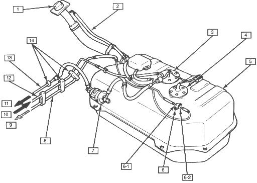 Geo Tracker Throttle Body Diagram, Geo, Free Engine Image