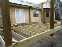 Outdoors Deck, Patio, Gazebo and Wood Fencing Construction ...
