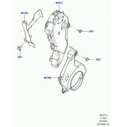 Distribution et pièces pour LAND ROVER Range Rover Evoque