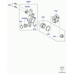 Transmission pour LAND ROVER Discovery 3 sur RLD Autos