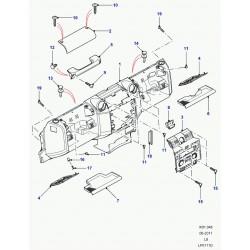 Fusible et pièces pour LAND ROVER Defender 90 sur RLD Autos