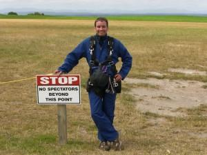 Taupo skydiving