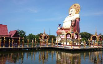 Besuch beim Buddha
