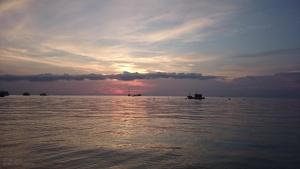Koh Tao - Sonnenuntergang
