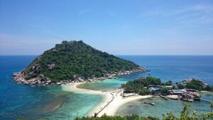 Koh Tao - Nangyuan Island
