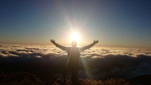Weltreise Madeira Sonnenaufgang