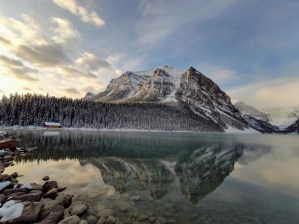 Lake Louise Wintertraum