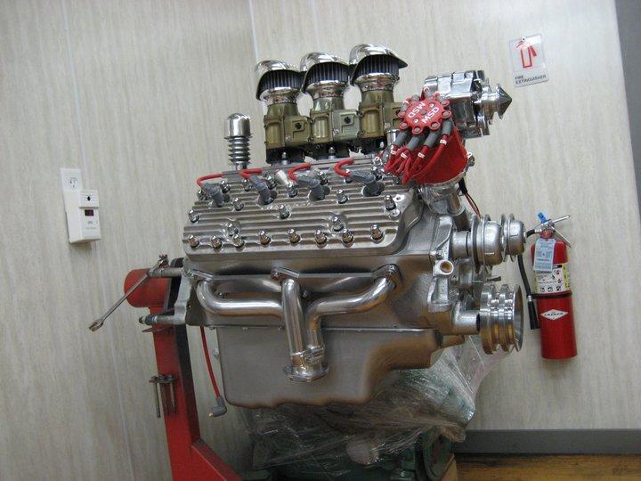 Flathead Ford Engine Parts