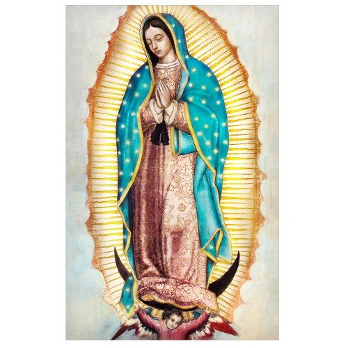 Our Lady of Guadalupe Gallery Wrapped Canvas