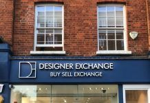 Designer Exchange strut into the King's Road with flagship opening