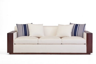 modern twine curved arm sofa childs argos sofas loveseats furniture products ralph lauren home metropolis
