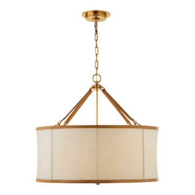 broomfield large pendant in natural