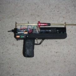Basic Gun Diagram 2002 Mitsubishi Montero Sport Wiring A Coil Pistol Rifle
