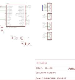 ir usb on pic f usb ir receiver circuit diagram  [ 1156 x 832 Pixel ]