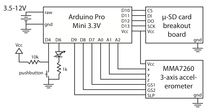 microsd card breakout board for arduino buildcircuit