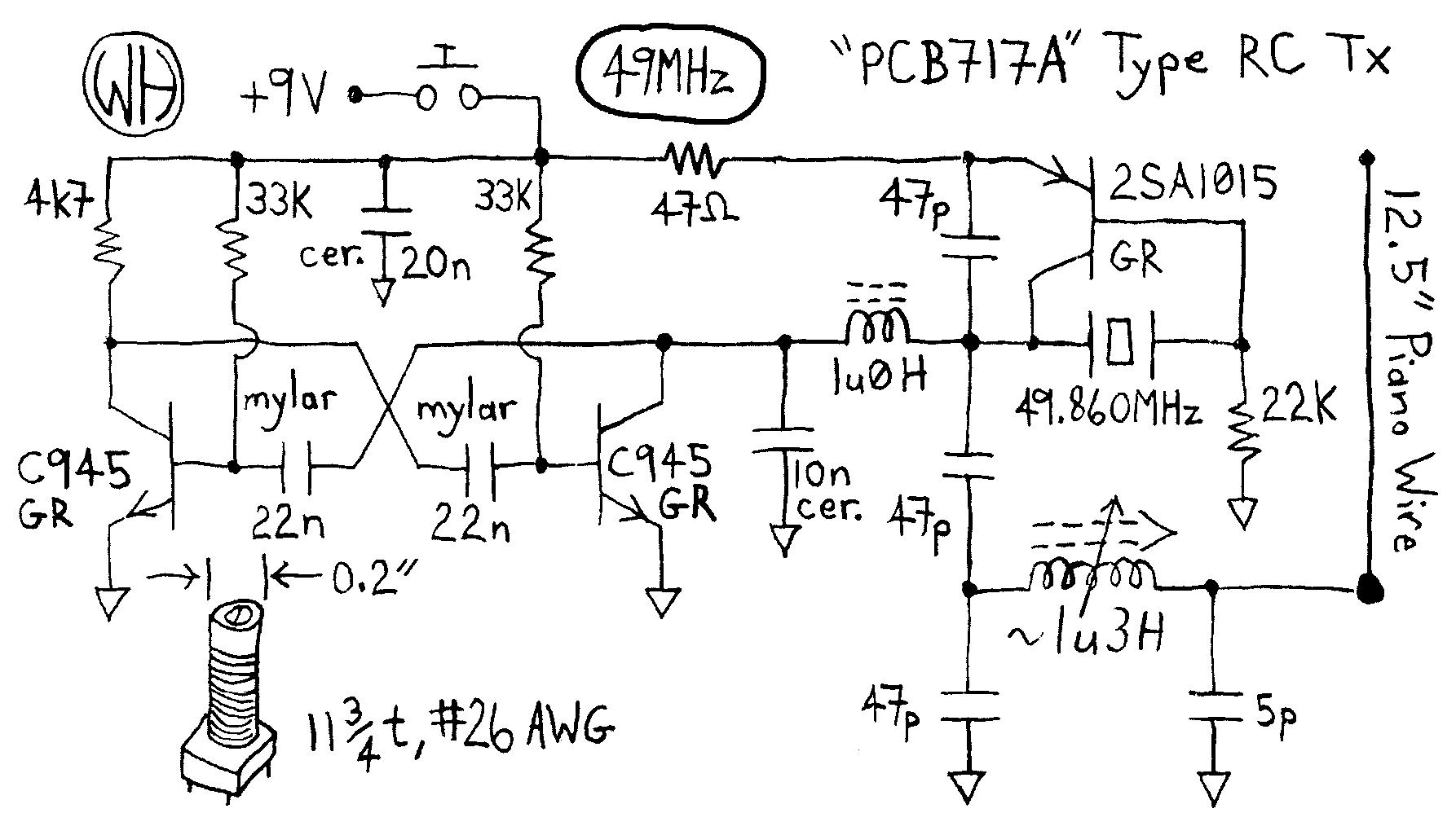 hight resolution of tx wiring diagram yamaha tx interest site rc car circuit diagram the rc car circuit diagram