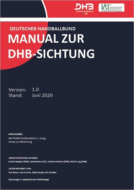 manual zur dhb sichtung