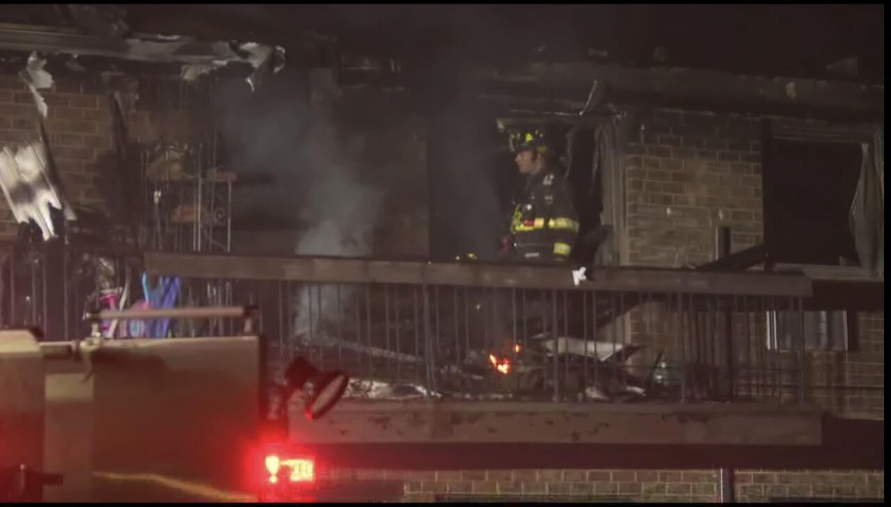 Injuries Reported In Raging Lakewood Township Apartment