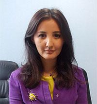 Anara Sarmanova