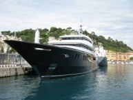 super yacht exterior