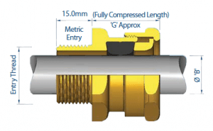 cmp cable gland selection chart pdf