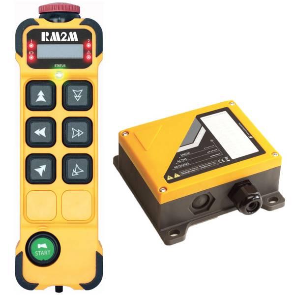 Radiocommande        K600 • 6 boutons (1 cran)