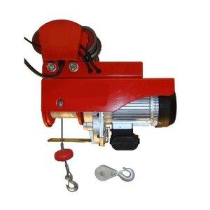 Treuil et chariot électrique 495/990 Kg