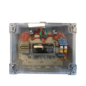 Anémomètre avec afficheur et sorties de relais • 24VAC-VDC