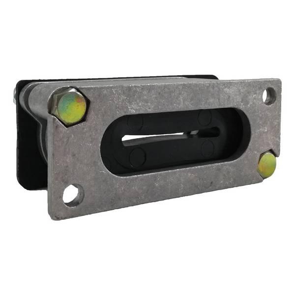 Presse étoupe en aluminuim • Pour câble plat 24G1.5 mm²