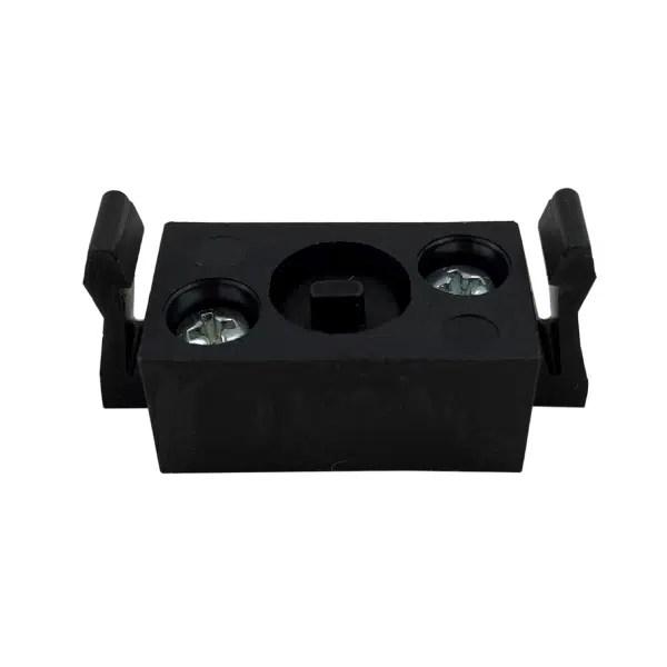 Adaptateur simple pour distributeur pneumatique