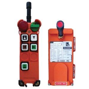 Radiocommande F21-4S • (4 boutons 1 cran)