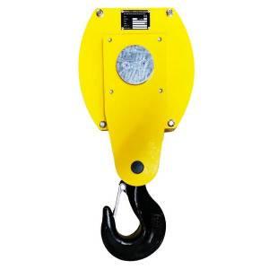 Moufle pour palan 1 réa • Charge 8 t (M5) • Pour câble Ø 15-16 mm
