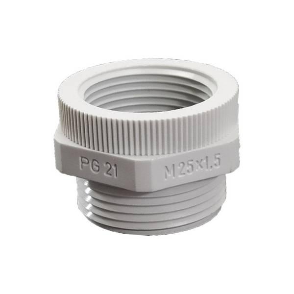 Adaptateur PG21 – M25 pour presse-étoupe