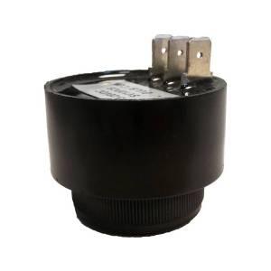 Avertisseur sonore Buzzer • à choix son continu ou intermittent 88 à 100dB • 3 à 28 VDC • encastré