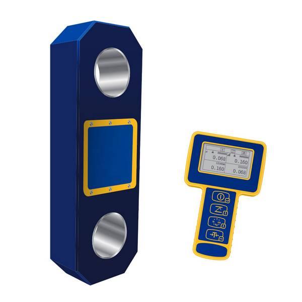 Peson numérique à transmission radio avec mini afficheur  35 T