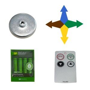 Accessoires radiocommandes