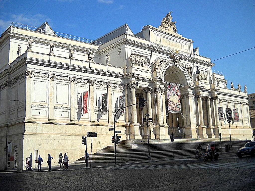A Pasqua e Pasquetta, il 25 aprile e il primo maggio Palazzo delle Esposizioni sarà aperto.
