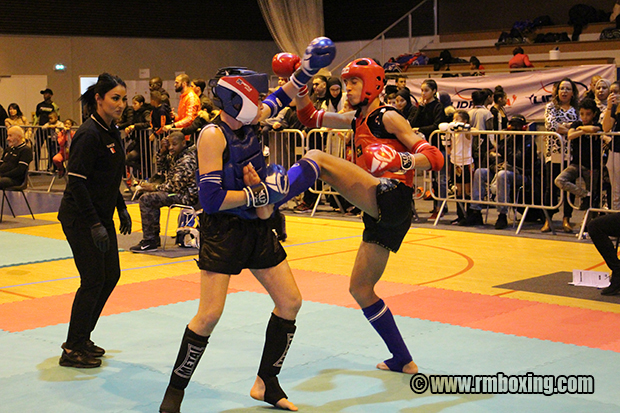 Elias Sbisa Rmboxing Champion Ile De France Muay Thai Boxe Thai Ffkmda